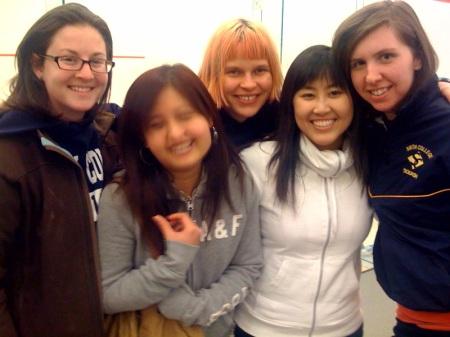 Becky, Huong, Alice, Judy, Meg