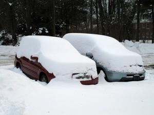South Hadley Winter Scene